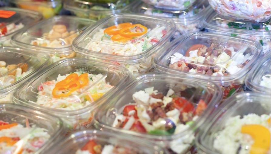 Rauwkost en salades